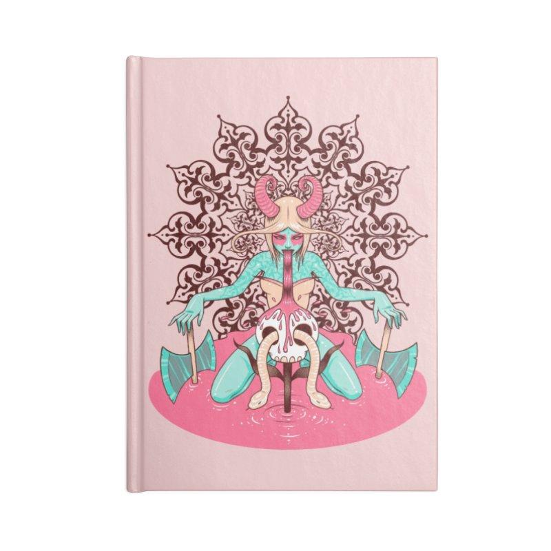 Demoness Accessories Notebook by Tara McPherson