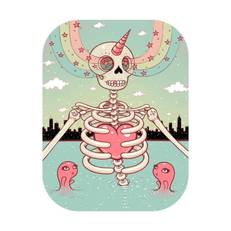 Skeleton Heart by Tara McPherson
