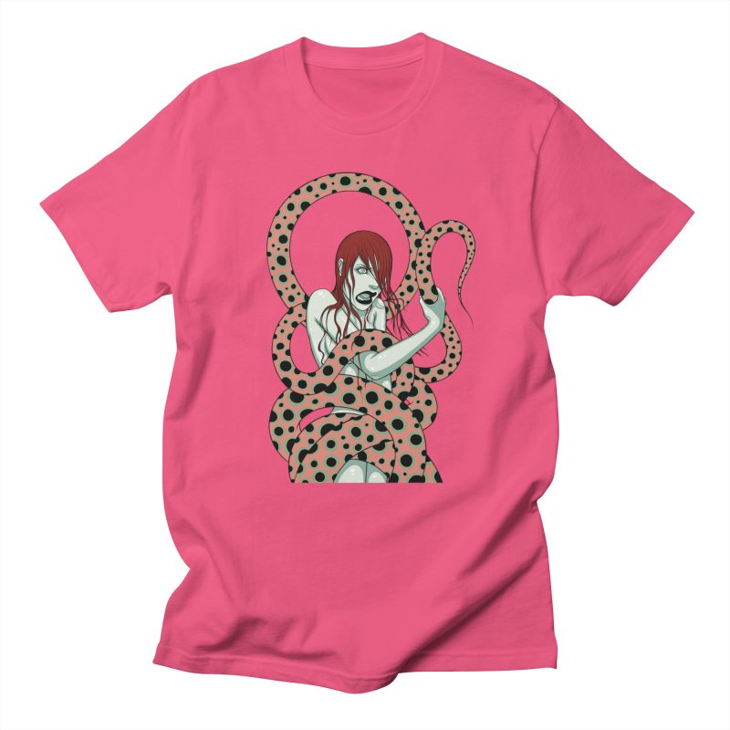 Snake Charmer Men's T-shirt by Tara McPherson