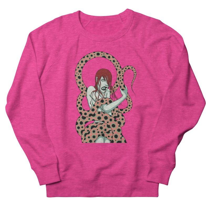 Snake Charmer Women's Sweatshirt by Tara McPherson