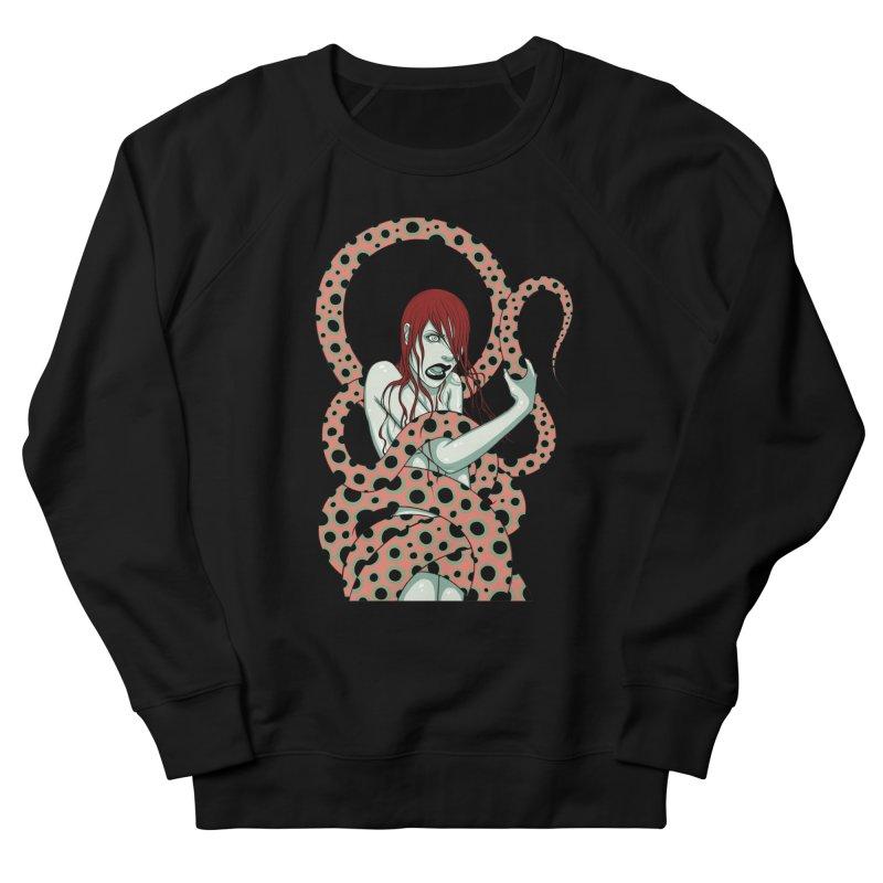 Snake Charmer Men's Sweatshirt by Tara McPherson