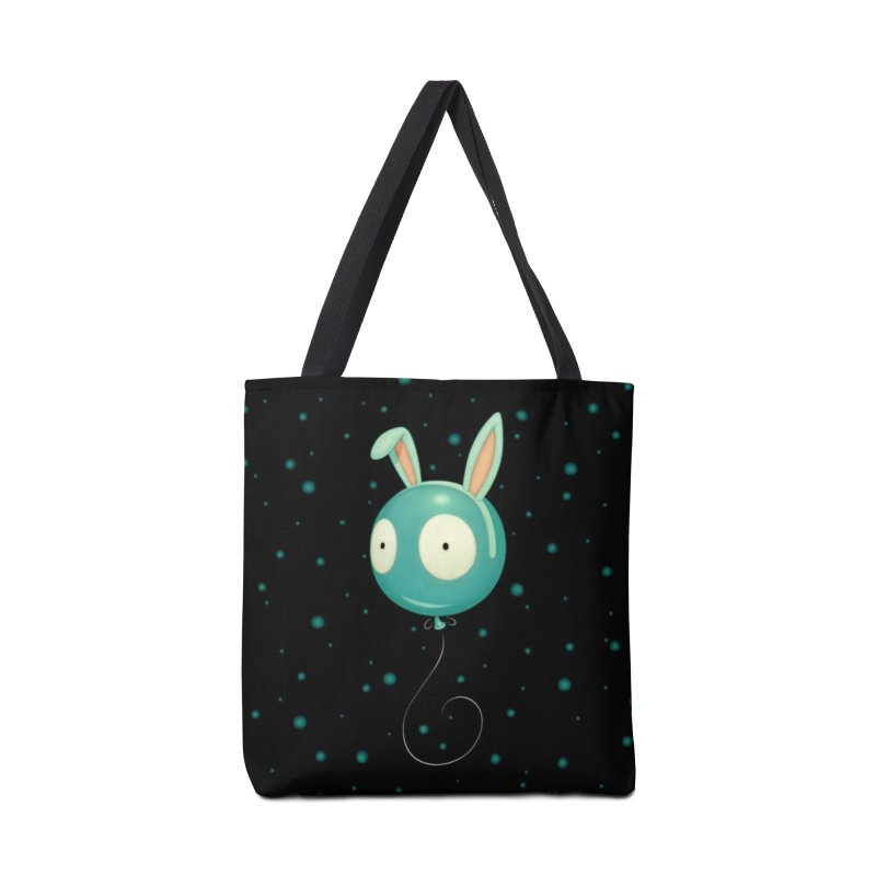 Bunny Wiggle Accessories Bag by Tara McPherson
