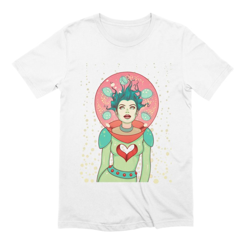 Interstellar Jelly Men's Extra Soft T-Shirt by Tara McPherson