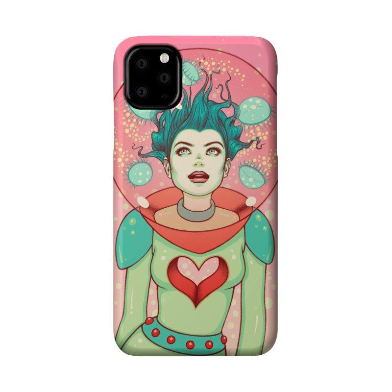 Interstellar Jelly Accessories Phone Case by Tara McPherson