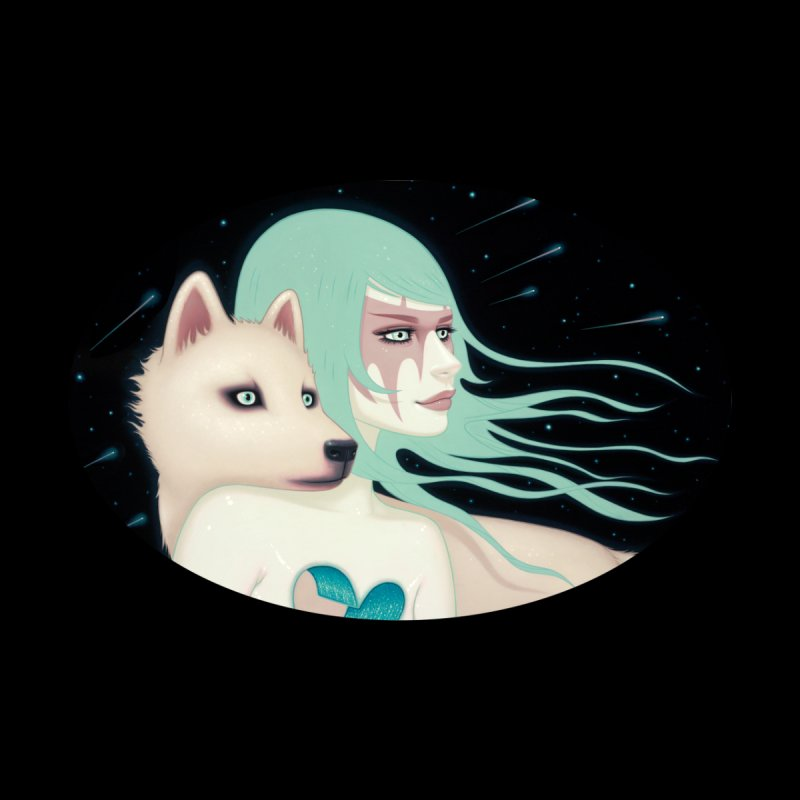 The Wanderers Men's T-Shirt by Tara McPherson