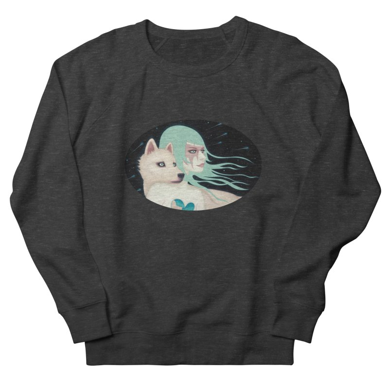 The Wanderers Men's Sweatshirt by Tara McPherson