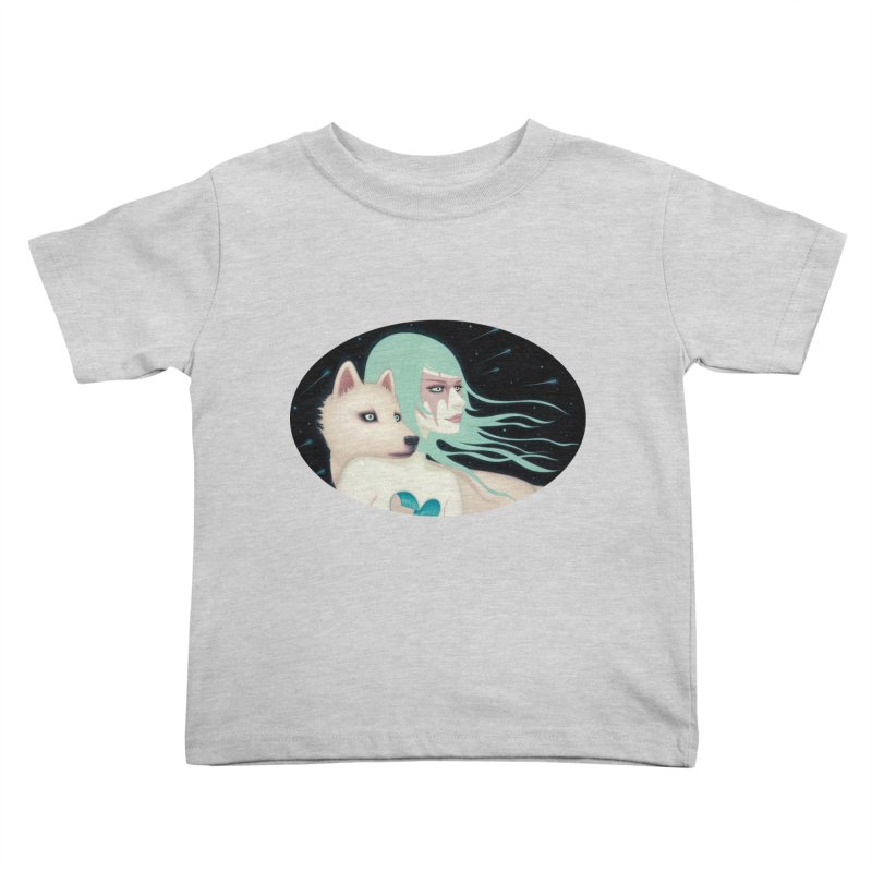 The Wanderers Kids Toddler T-Shirt by Tara McPherson