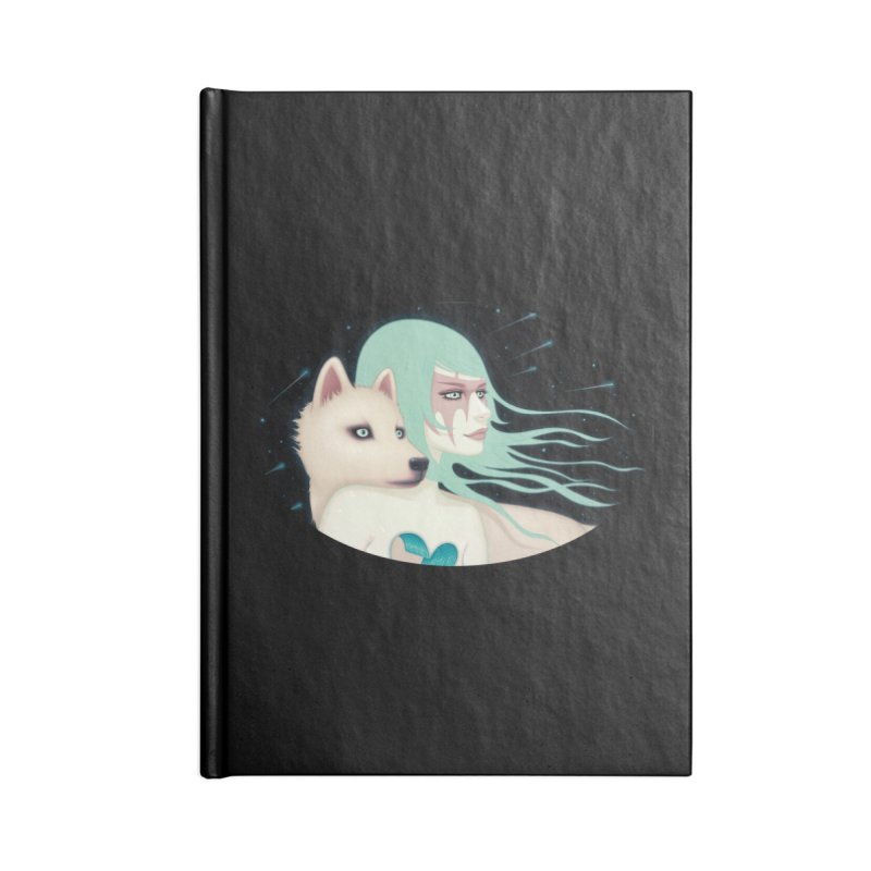 The Wanderers Accessories Notebook by Tara McPherson