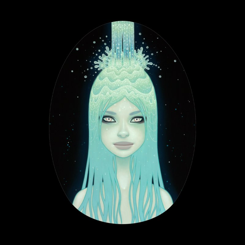 Crystal Waterfall by Tara McPherson