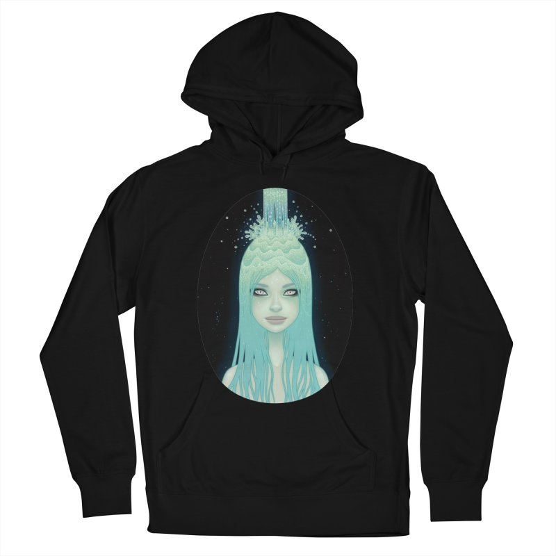Crystal Waterfall Women's Pullover Hoody by Tara McPherson