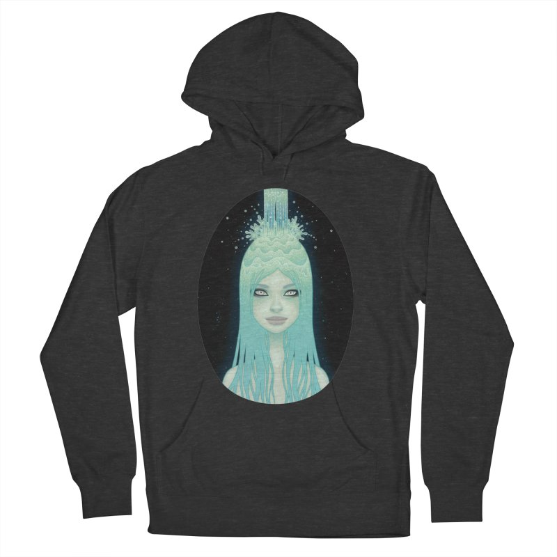 Crystal Waterfall Men's Pullover Hoody by Tara McPherson