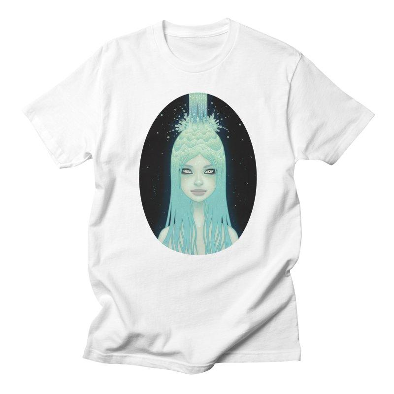 Crystal Waterfall Women's Unisex T-Shirt by Tara McPherson