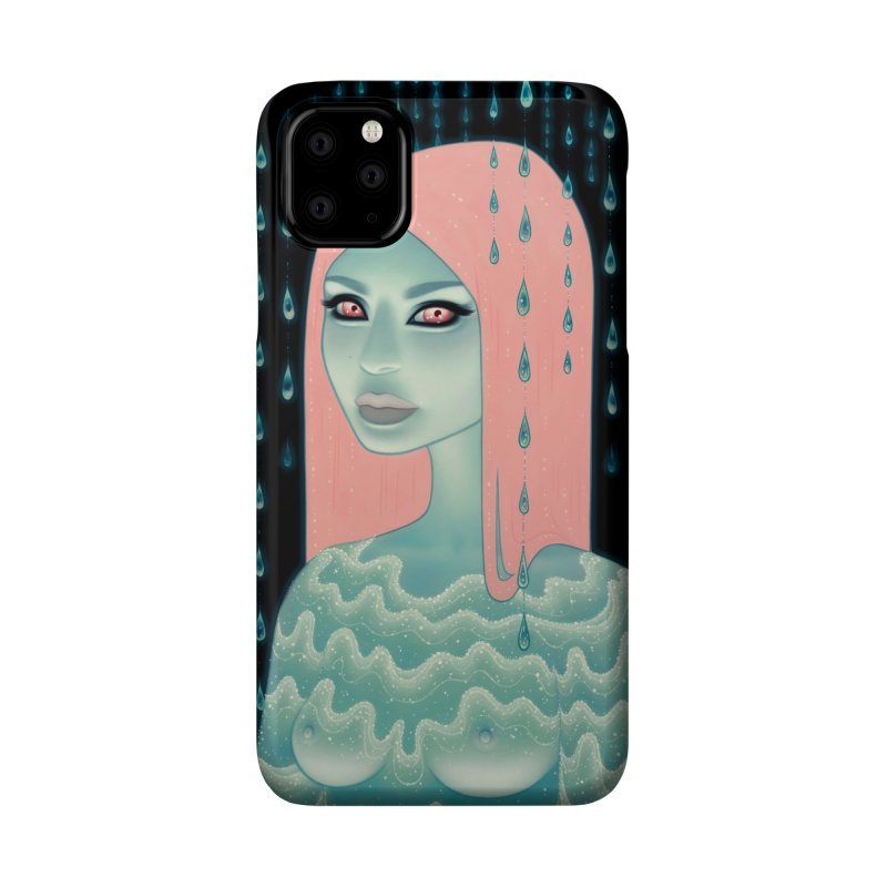 Wandering Luminations Accessories Phone Case by Tara McPherson