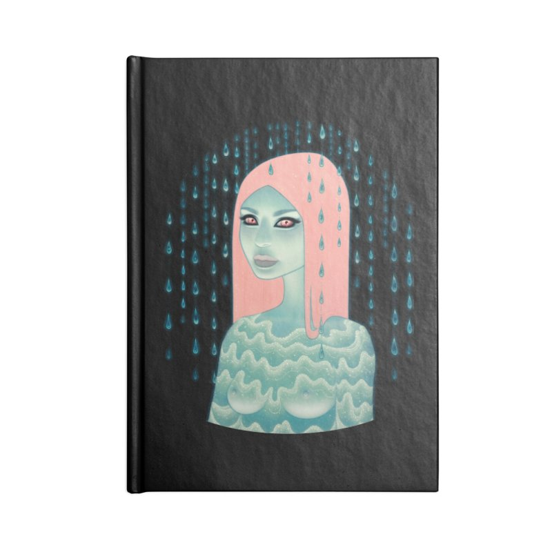 Wandering Luminations Accessories Notebook by Tara McPherson