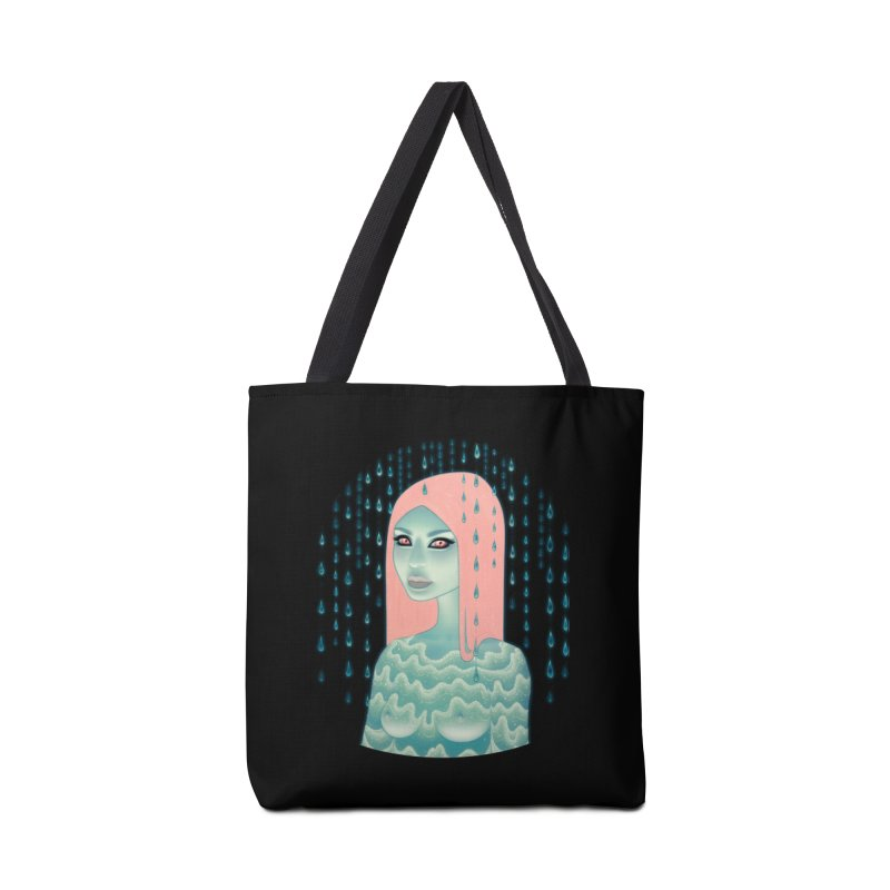 Wandering Luminations Accessories Bag by Tara McPherson