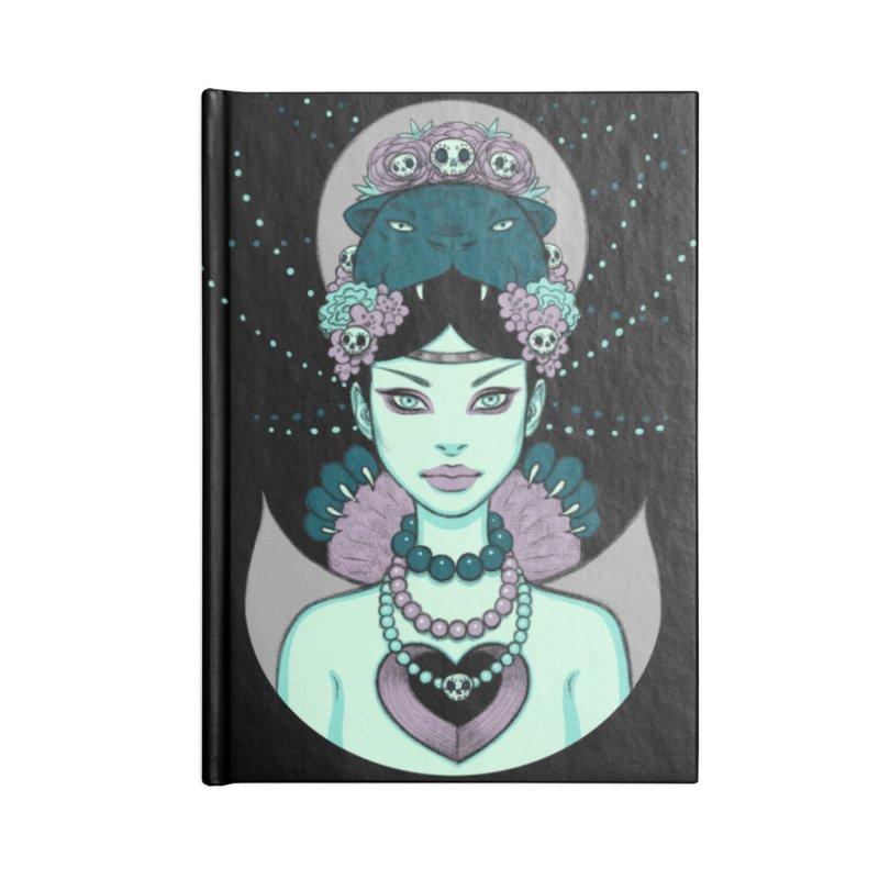 Wayob Accessories Lined Journal Notebook by Tara McPherson