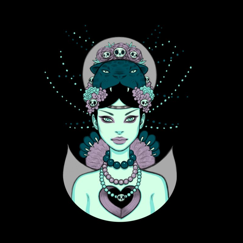 Wayob Accessories Greeting Card by Tara McPherson