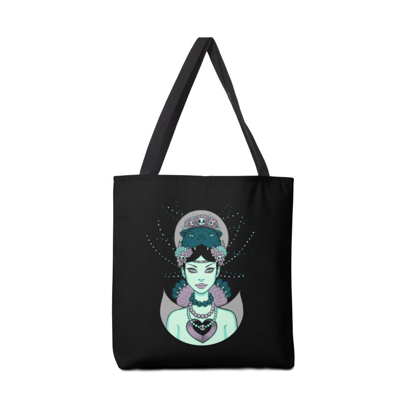 Wayob Accessories Bag by Tara McPherson