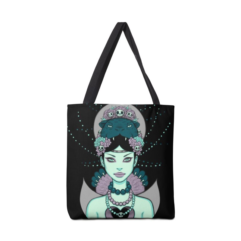 Wayob Accessories Tote Bag Bag by Tara McPherson