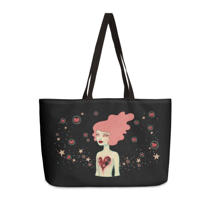 Supernova Accessories Bag by Tara McPherson