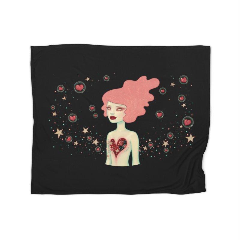 Supernova Home Blanket by Tara McPherson