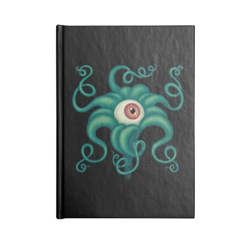 Lily Eye Accessories Notebook by Tara McPherson
