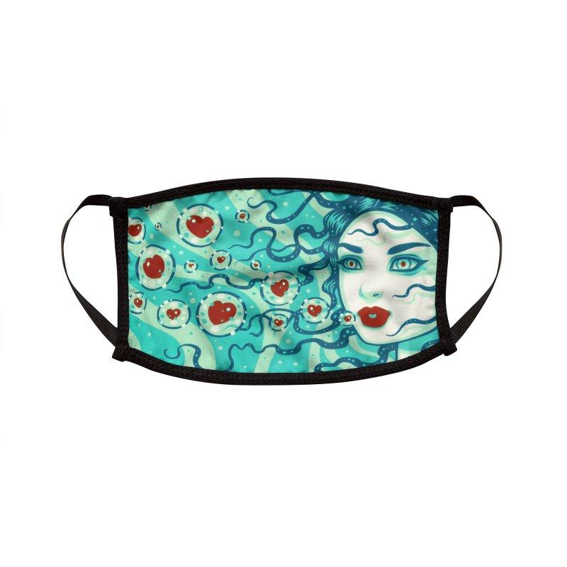 Drift Accessories Face Mask by Tara McPherson
