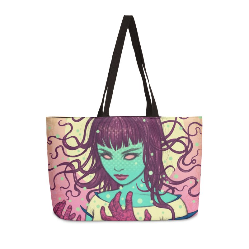 Absence Of Gravity Accessories Bag by Tara McPherson