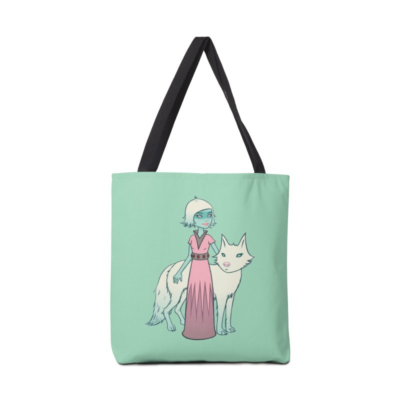 Astra & Orbit Accessories Tote Bag Bag by Tara McPherson