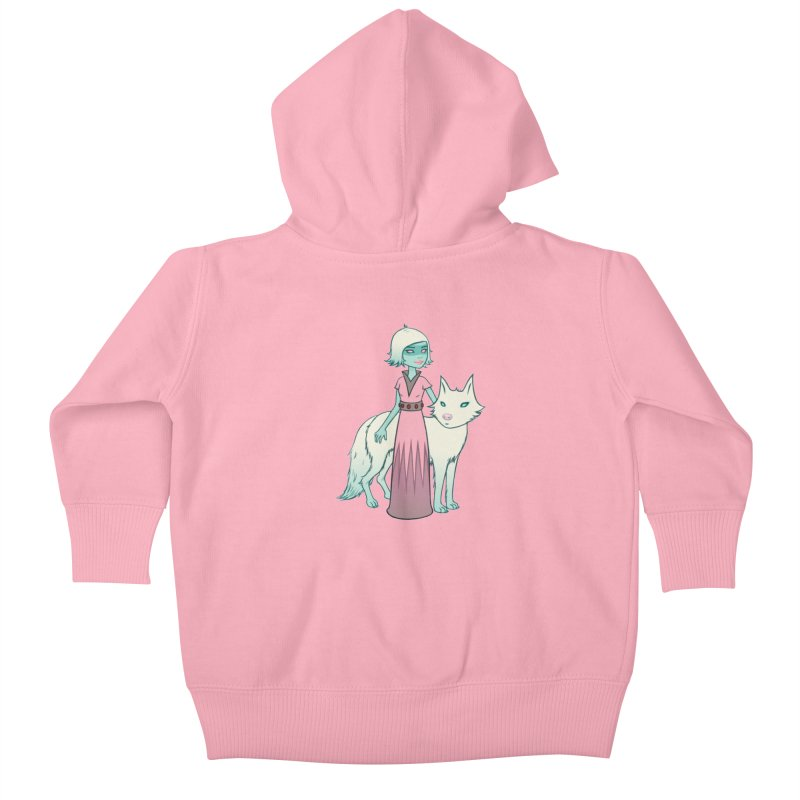 Astra & Orbit Kids Baby Zip-Up Hoody by Tara McPherson