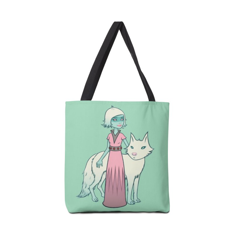 Astra & Orbit Accessories Tote Bag Bag by Tara McPherson