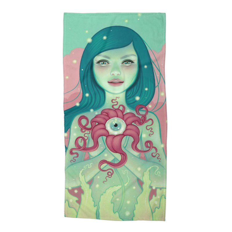 Bloom Accessories Beach Towel by Tara McPherson