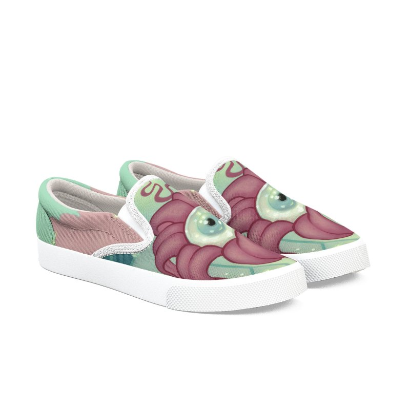 Bloom Women's Slip-On Shoes by Tara McPherson