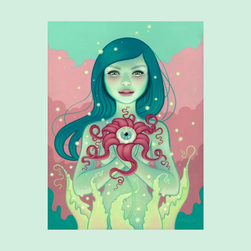 Bloom Men's T-Shirt by Tara McPherson