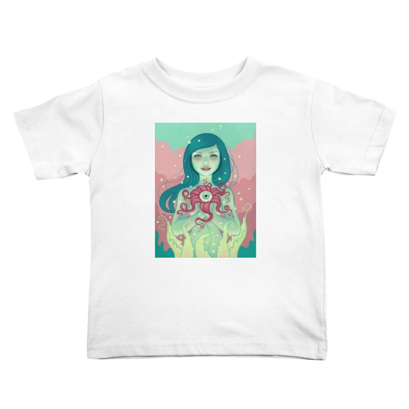 Bloom Kids Toddler T-Shirt by Tara McPherson