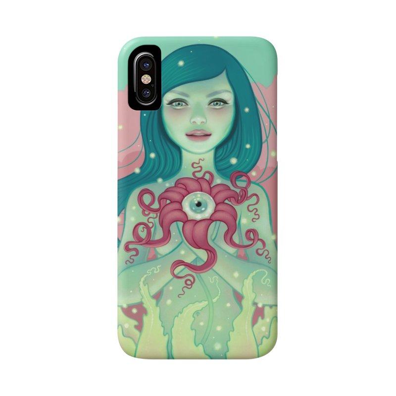 Bloom Accessories Phone Case by Tara McPherson