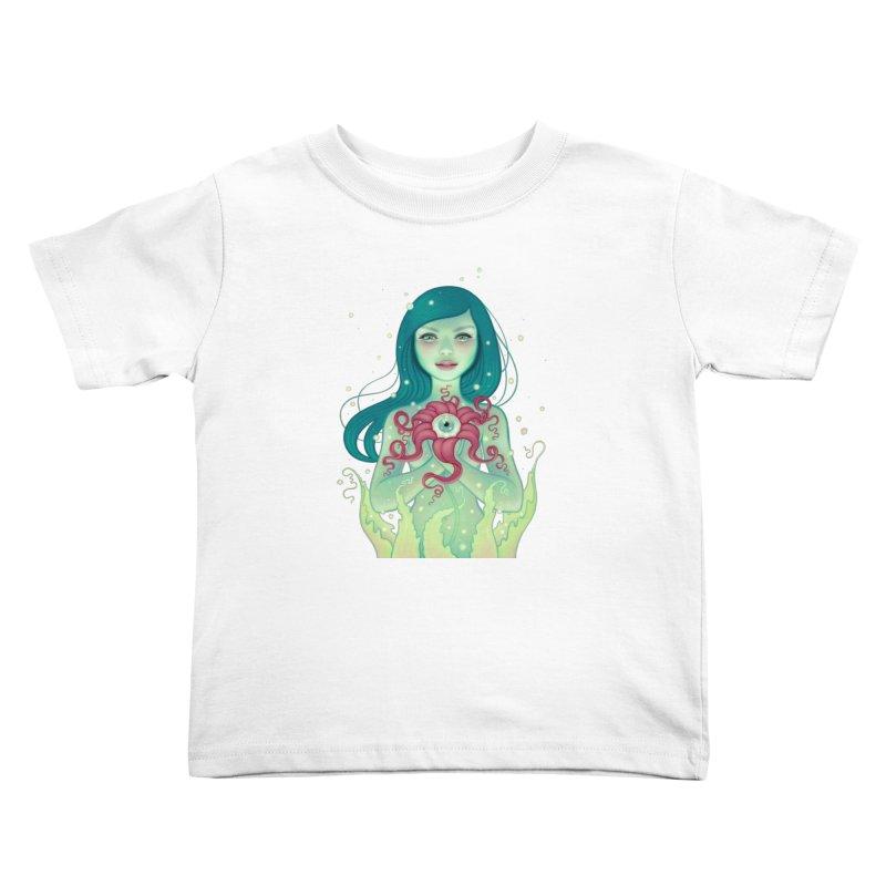 Bloom Kids Toddler T-Shirt by Tara McPherson