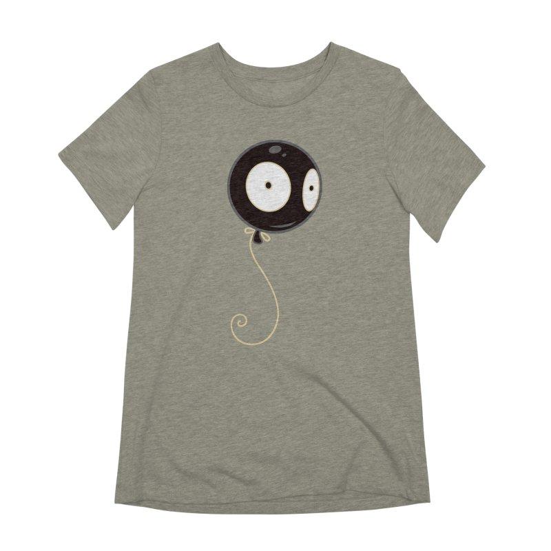 Mr. Wiggles Women's Extra Soft T-Shirt by Tara McPherson