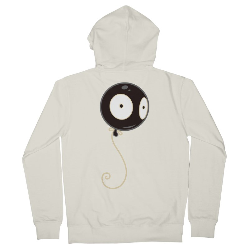 Mr. Wiggles Men's Zip-Up Hoody by Tara McPherson