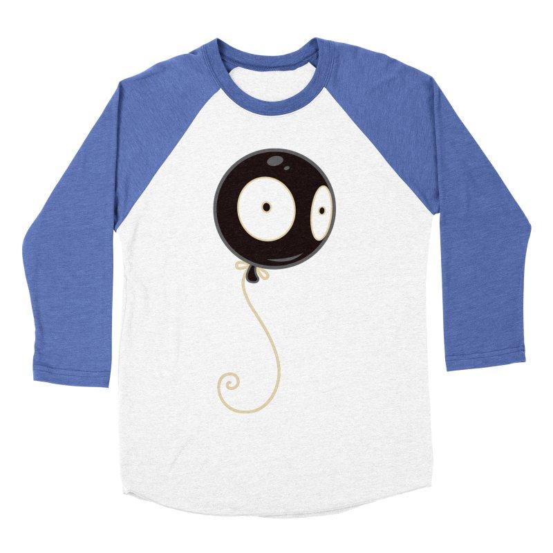 Mr. Wiggles Women's Baseball Triblend T-Shirt by Tara McPherson