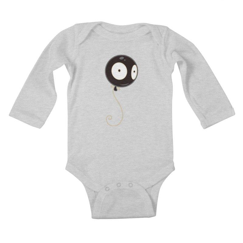 Mr. Wiggles Kids Baby Longsleeve Bodysuit by Tara McPherson