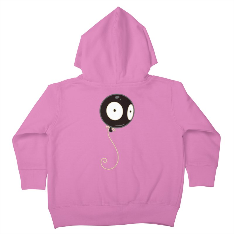 Mr. Wiggles Kids Toddler Zip-Up Hoody by Tara McPherson