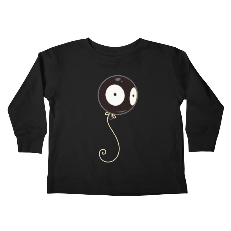 Mr. Wiggles Kids Toddler Longsleeve T-Shirt by Tara McPherson
