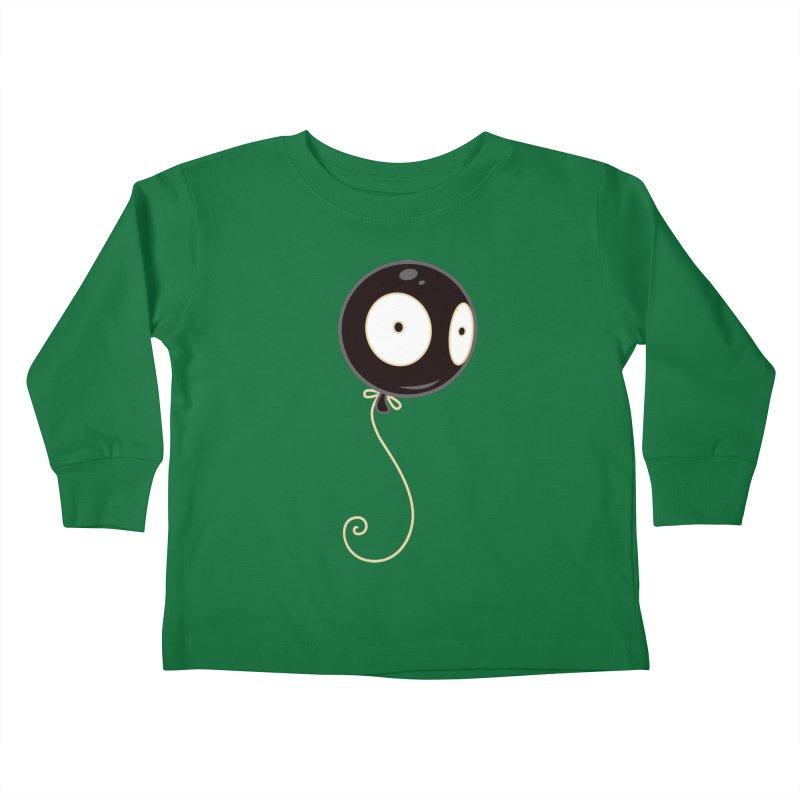 Mr. Wiggles Kids Toddler Longsleeve T-Shirt by Tara McPherson