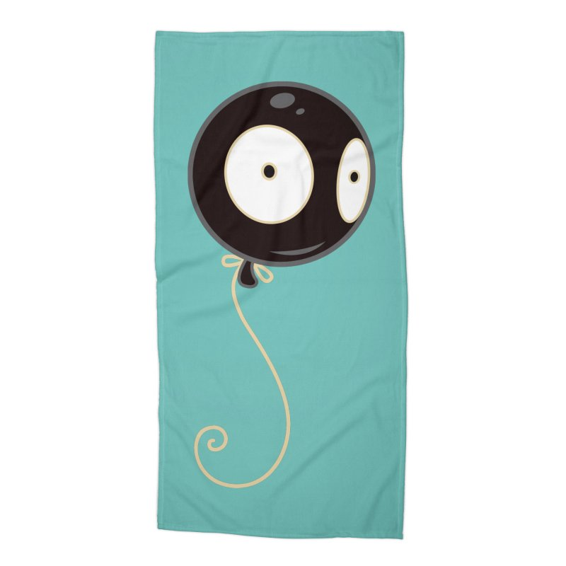 Mr. Wiggles Accessories Beach Towel by Tara McPherson
