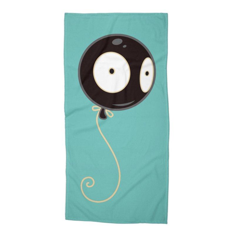 Mr. Wiggles Accessories Beach Towel by Tara McPherson