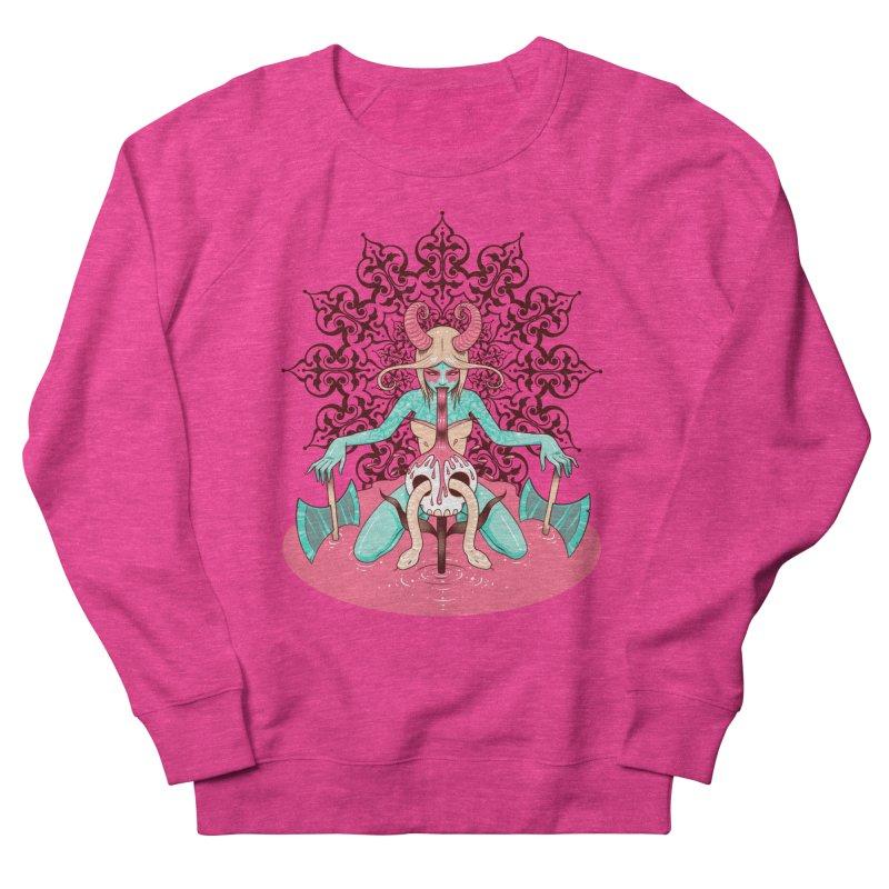 Demoness Men's Sweatshirt by Tara McPherson