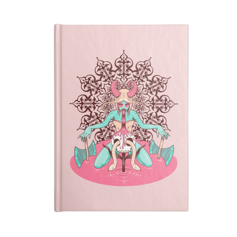 Demoness Accessories Notebook by Tara McPherson