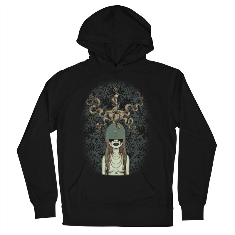Sword Swallower Women's Pullover Hoody by Tara McPherson