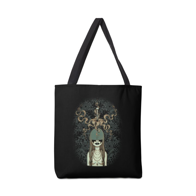 Sword Swallower Accessories Bag by Tara McPherson